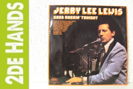 Jerry Lee Lewis ‎– Good Rockin' Tonight (LP) J70