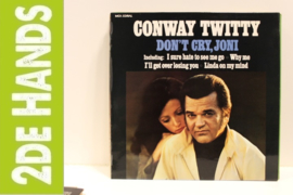 Conway Twitty – Don't Cry, Joni (LP) D80