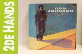 Don Johnson – Heartbeat (LP) F20