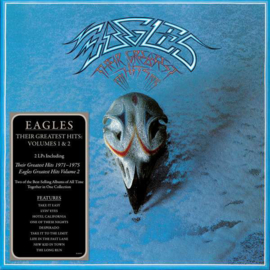 Eagles - Their Greatest Hits Volumes 1 & 2 (2LP)