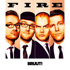 Bruut! ‎– Fire (LP)