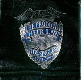 The Prodigy ‎– Their Law - The Singles 1990-2005 (2LP)