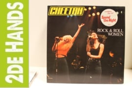Cheetah ‎– Rock & Roll Women (LP) B40