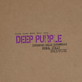 Deep Purple - Live In Rome 2013 (3LP)
