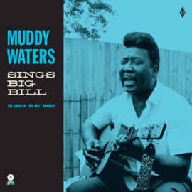 """Muddy Waters – Muddy Waters Sings """"Big Bill"""" (LP)"""