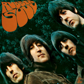 The Beatles ‎– Rubber Soul (LP)