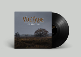 Voltage - It's About Time (LP)