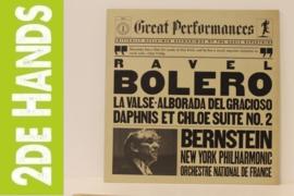 Bolero / La Valse / Daphnis Et Chloé, Suite N.º 2 / Alborada Del Gracioso (LP) K40