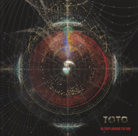 Toto ‎– 40 Trips Around The Sun (2LP)