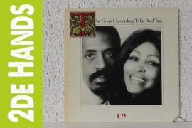 Ike & Tina Turner - The Gospel... (LP) G80