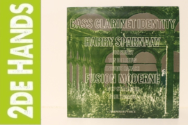 Harry Sparnaay, Fusion Moderne ‎– Bass Clarinet Identity (LP) F90