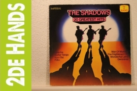 The Shadows - 20 Greatest Hits (LP) G80