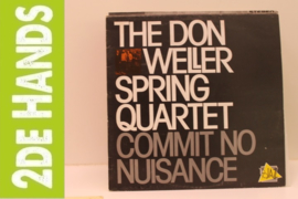 Don Weller Spring Quartet ‎– Commit No Nuisance (LP) E30