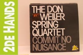 Don Weller Spring Quartet – Commit No Nuisance (LP) E30