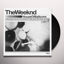 The Weeknd ‎– House Of Balloons (LP)