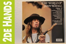 John Mayall - The World Of vol 2 (LP) K50