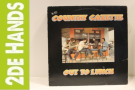 Country Gazette ‎– Out To Lunch (LP) A90