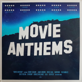 Various - Movie Anthems (2LP)