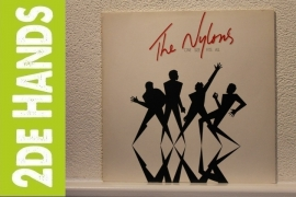 The Nylons - One Size Fits All (LP) E80