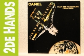 Camel - I Can See Your House From Here (LP) B10