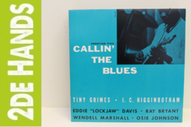 Tiny Grimes With J.C. Higginbotham ‎– Callin' The Blues (LP) C70