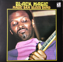 Magic Sam Blues Band ‎– Black Magic (LP)