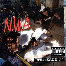 N.W.A. – Efil4zaggin (LP)