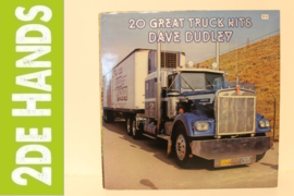 Dave Dudley ‎– 20 Great Truck Hits (LP) B20
