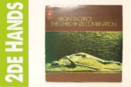 Chris Hinze Combination ‎– Virgin Sacrifice (LP) J50