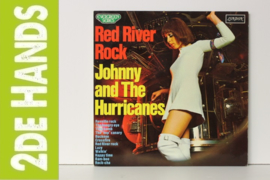 Johnny And The Hurricanes ‎– Red River Rock (LP) C10