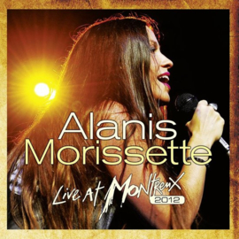 Alanis Morissette ‎– Live At Montreux 2012 (2LP+CD)