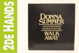 Donna Summer ‎– Walk Away Collector's Edition (The Best Of 1977-1980) (LP) B90