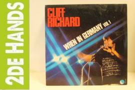 Cliff Richard ‎– When In Germany Vol. 1 (LP) C80