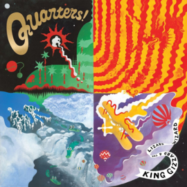 King Gizzard & The Lizard Wizard - Quarters (LP)