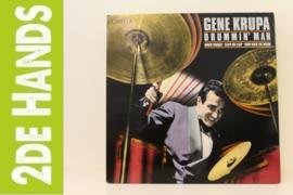 Gene Krupa – Drummin' Man (LP) K80