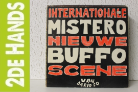 Internationale Nieuwe Scene ‎– Mistero Buffo (LP) B20
