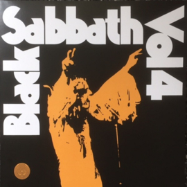 Black Sabbath ‎– Black Sabbath Vol 4  (LP)