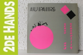 Au Pairs ‎– Sense And Sensuality (LP) H90