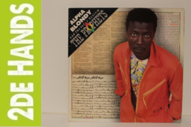 Alpha Blondy And The Solar System - The Prophets (LP) J40