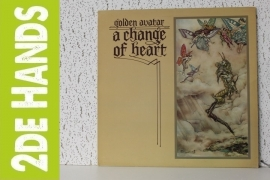 Golden Avatar - A Change of Heart (LP) C50-F10-E30