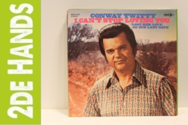 Conway Twitty – I Can't Stop Loving You (LP) D30