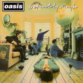 Oasis – Definitely Maybe -LTD- (PRE ORDER) (2LP)