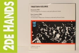 Tristan Keuris ‎– Movement / Piano Concerto (LP) F90