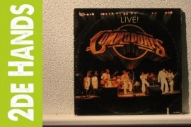 Commodores - Live! (2LP) E30