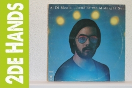 Al Di Meola - Land of the Midnight Sun (LP) c50