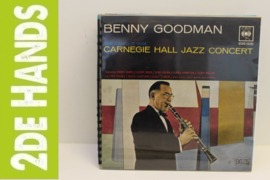 Benny Goodman - The Famous 1938 Carnegie Hall Jazz Concert (2LP) J50