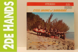 Barbados Steel Band ‎– Steel Drums Of Barbados (LP) C60
