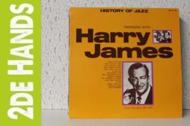 Harry James – Swinging' With Harry James (LP) D30