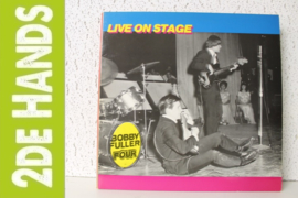 Bobby Fuller Four ‎– Live On Stage (LP) C80