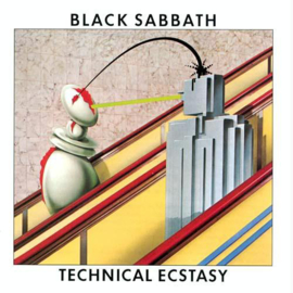Black Sabbath ‎– Technical Ecstasy (LP)